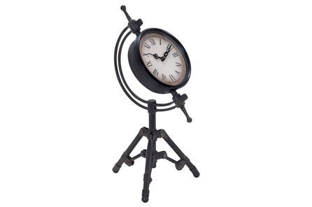 Display product reviews for 14 INCH METAL TRIPOD CLOCK