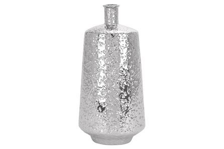 Display product reviews for 20 INCH CERAMIC SILVER VASE