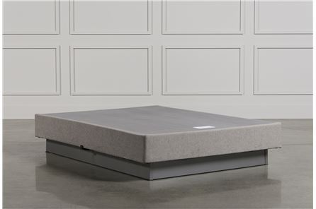 Display product reviews for TEMPUR-PEDIC TEMPUR FLAT GREY QUEEN FOUNDATION