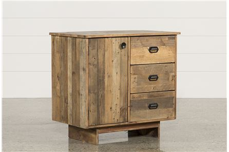 Display product reviews for ATTICUS BACHELOR CHEST