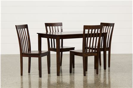 Display product reviews for CARSON II 5 PIECE DINING SET