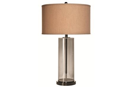 Display product reviews for TABLE LAMP-ZOE CHROME