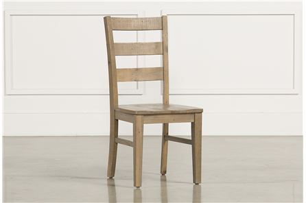 Display product reviews for BECKETT SLAT BACK SIDE CHAIR