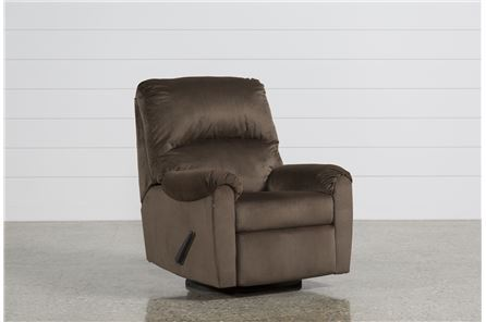 Display product reviews for MCFARIN UMBER SWIVEL GLIDER RECLINER