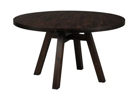 Display product reviews for BLAKE II ROUND DINING TABLE
