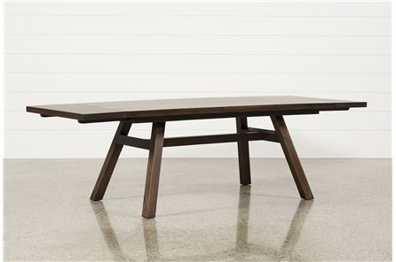 Display product reviews for BLAKE II EXTENSION RECTANGLE DINING TABLE
