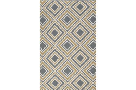 Display product reviews for 96X132 RUG-SHERWIN YELLOW/GREY