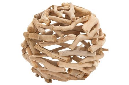 Display product reviews for 9 INCH DRIFTWOOD DECO BALL