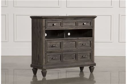 Display product reviews for VALENCIA MEDIA CHEST