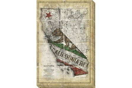 Display product reviews for PICTURE-CALIFORNIA STATE FLAG