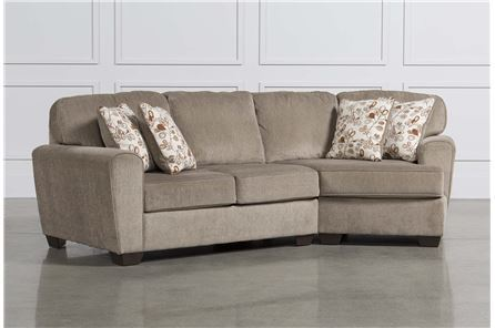 Display product reviews for KIT-PATOLA PARK 2 PIECE SECTIONAL W/RAF CUDDLER CHAISE
