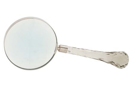 Display product reviews for ACRYLIC MAGNIFYING GLASS