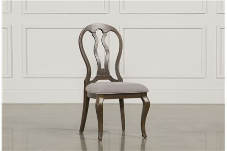 Display product reviews for LAUREL OAK SIDE CHAIR