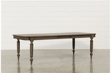 Display product reviews for LAUREL DINING TABLE