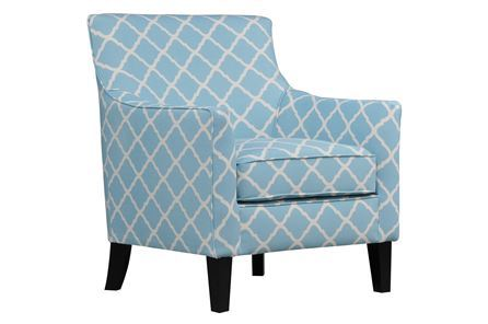 Display product reviews for KENDALL TURQUOISE ACCENT CHAIR