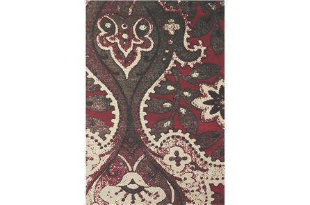 Display product reviews for 96X132 RUG-YVES RED