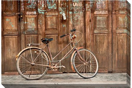 Display product reviews for PICTURE-VINTAGE GRAFFITI BIKE II