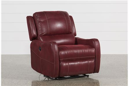 Display product reviews for NICO RUBY POWER RECLINER