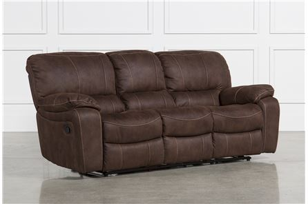 Display product reviews for LANGDON RECLINING SOFA