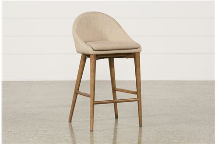 Display product reviews for DEMPSEY TAN 26 INCH BARSTOOL