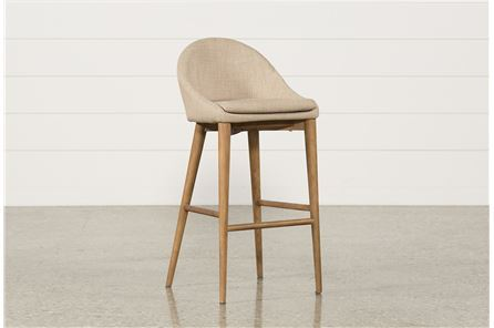Display product reviews for DEMPSEY TAN 30 INCH BARSTOOL