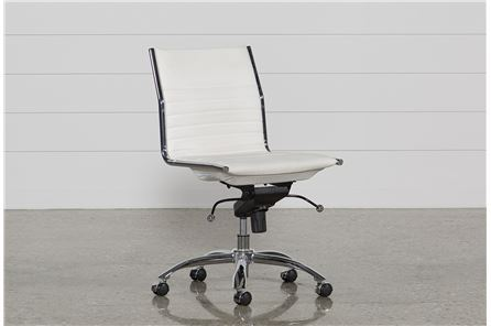 Display product reviews for FRASER WHITE OFFICE CHAIR
