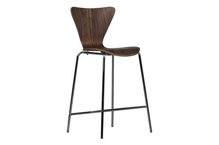 Display product reviews for DAVIS WALNUT 26 INCH BARSTOOL