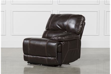 Display product reviews for WALKER MINK POWER RAF RECLINER