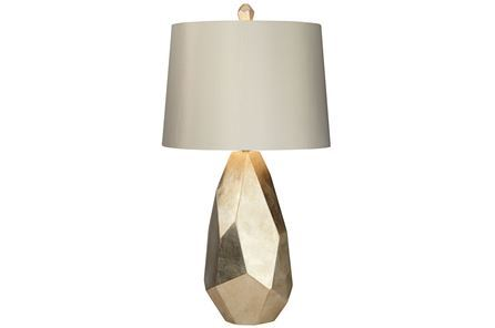 Display product reviews for TABLE LAMP-FACETED GOLD
