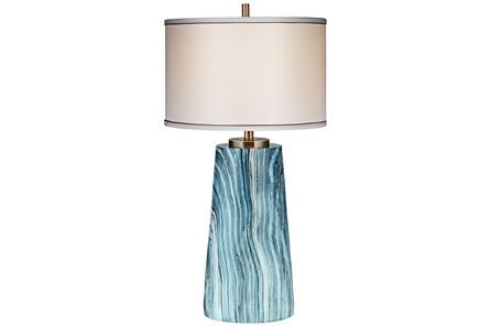 Display product reviews for TABLE LAMP-MORRIS BLUE
