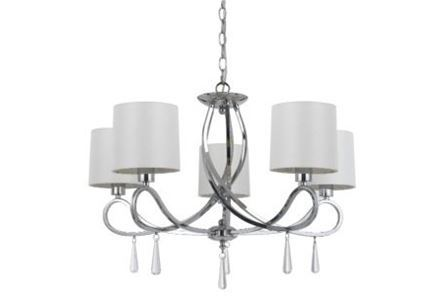 Display product reviews for CHANDELIER-ISADORE 5-LIGHT