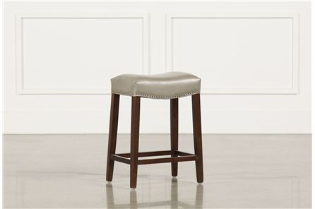 Display product reviews for CAMDEN 30 INCH PEWTER BARSTOOL