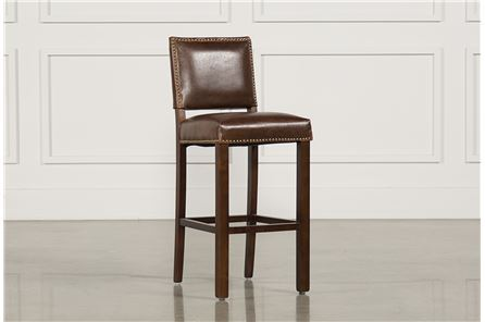 Display product reviews for HADLEY WHISKEY 30 INCH BARSTOOL
