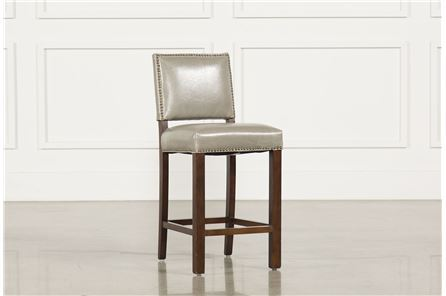 Display product reviews for HADLEY PEWTER 24 INCH BARSTOOL
