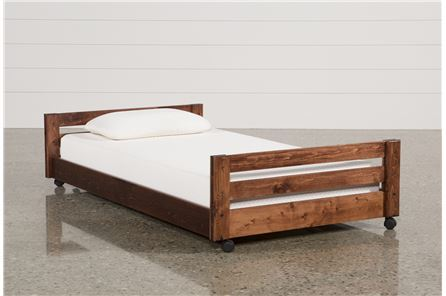 Display product reviews for KIT-SEDONA TWIN CASTER BED