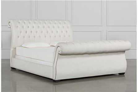 Display product reviews for KIT-KENSINGTON II EASTERN KING UPHOLSTERED SLEIGH BED