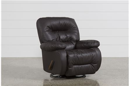 Display product reviews for DECKER CHOCOLATE SWIVEL GLIDER RECLINER