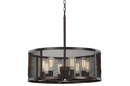 Display product reviews for CHANDELIER-DREXEL 8-LIGHT
