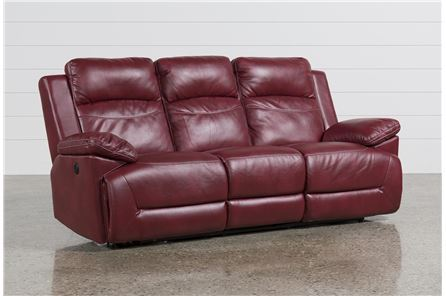 Display product reviews for BRYSON POWER RECLINING SOFA