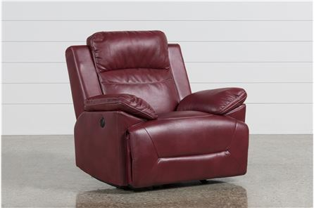 Display product reviews for BRYSON POWER RECLINER
