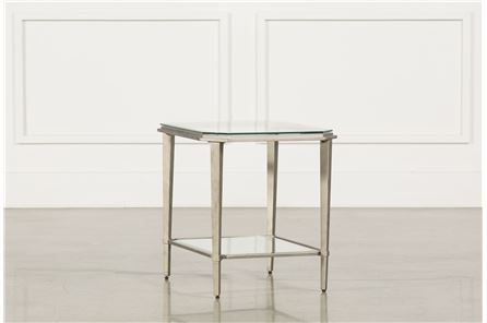 Display product reviews for CALLISTA END TABLE