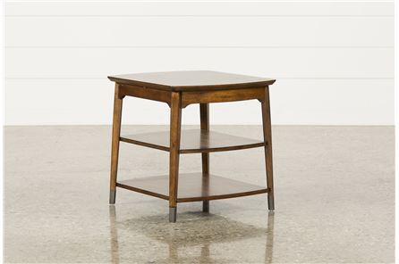 Display product reviews for LINCOLN END TABLE