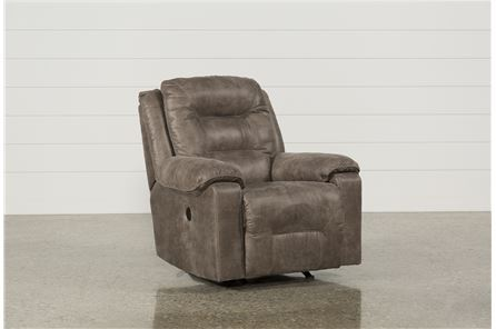 Display product reviews for ROTATION SMOKE POWER ROCKER RECLINER