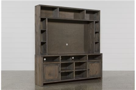 Display product reviews for KIT-DUCAR 2 PIECE WALL ENTERTAINMENT