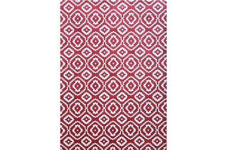 Display product reviews for 93X128 RUG-ANSEL RED