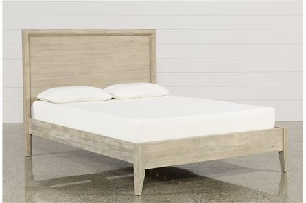 Display product reviews for KIT-ALLEN QUEEN PANEL BED