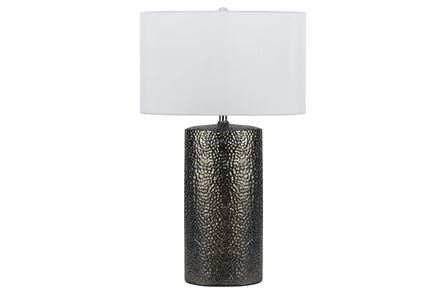 Display product reviews for TABLE LAMP-THURMAN METALLIC