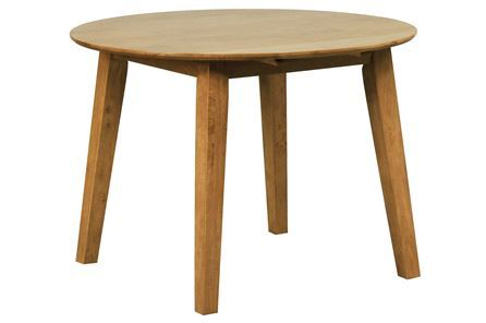 Display product reviews for ROXY HONEY ROUND DINING TABLE