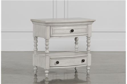 Display product reviews for KINCAID OPEN NIGHTSTAND
