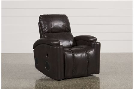 Display product reviews for DEMPSEY JAVA POWER RECLINER W/BLUETOOTH